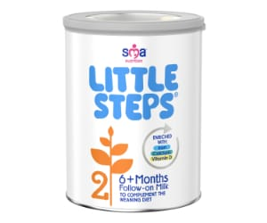 LITTLE STEPS Follow-on Milk