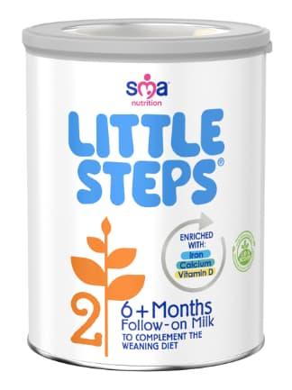 LITTLE STEPS Follow-on Milk 800 g powder