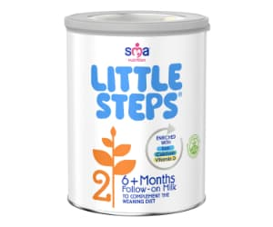 LITTLE STEPS Follow-on Milk