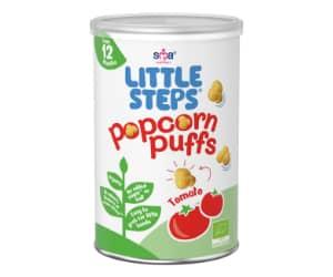 LITTLE STEPS Popcorn Puffs
