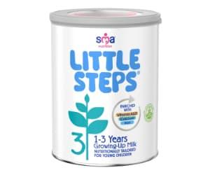 LITTLE STEPS Growing Up Milk Powder